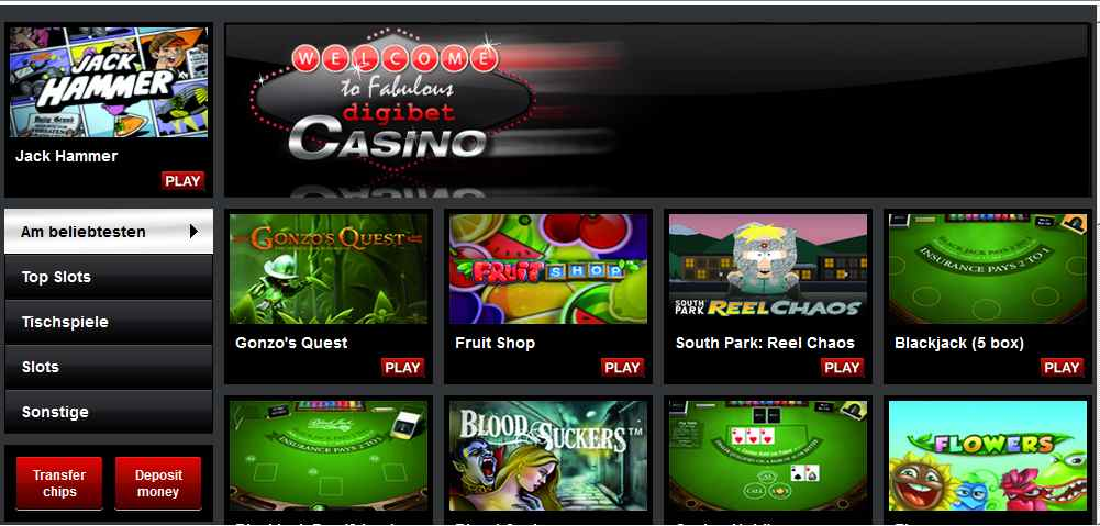 digibet sportwetten casino poker