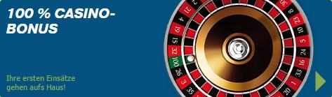 bet at home Casino Wilkommenscode