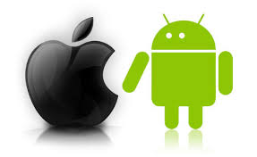 Apple and Android