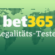 bet365 legal tester