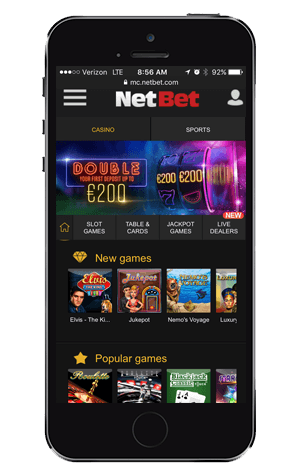 netbet iphone