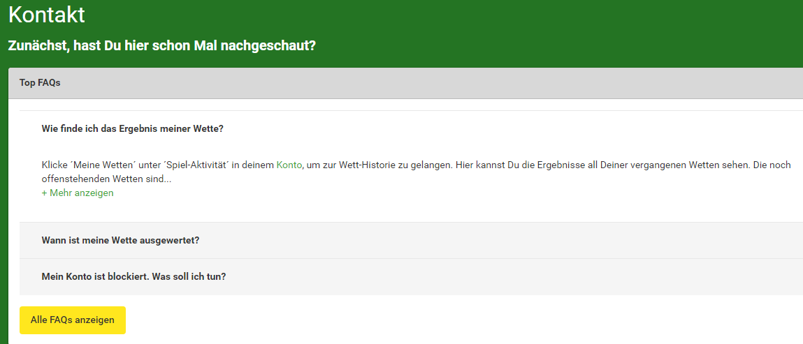 unibet-kundendienst screenshot
